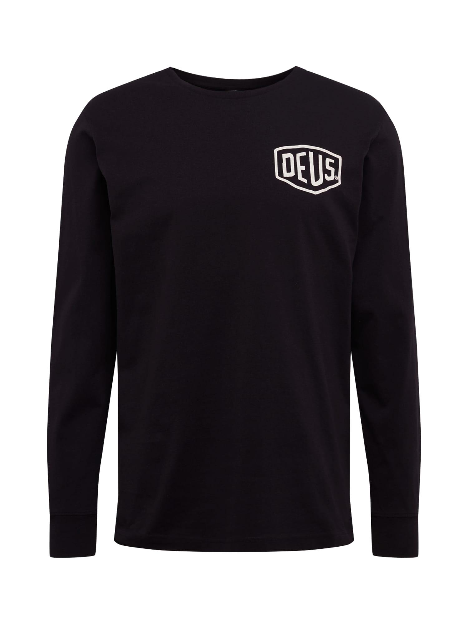 DEUS EX MACHINA Marškinėliai balta / juoda
