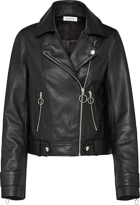 EDITED The Label Jacke 'GALENA LEATHER'