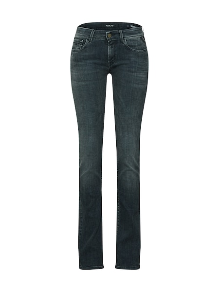 Hosen - Jeans 'Luz Bootcut' › Replay › blue denim  - Onlineshop ABOUT YOU