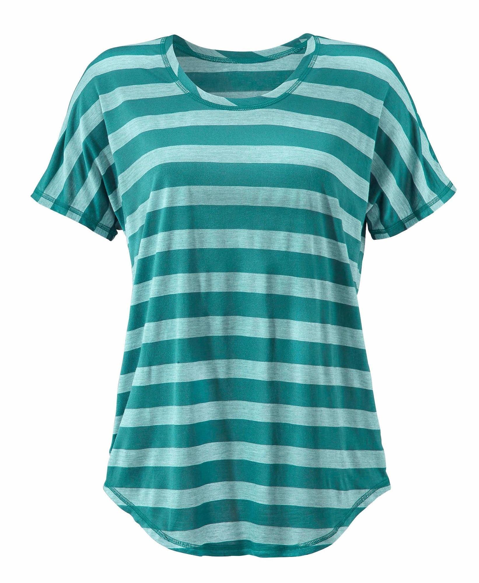 BEACH TIME Marškinėliai mėtų spalva