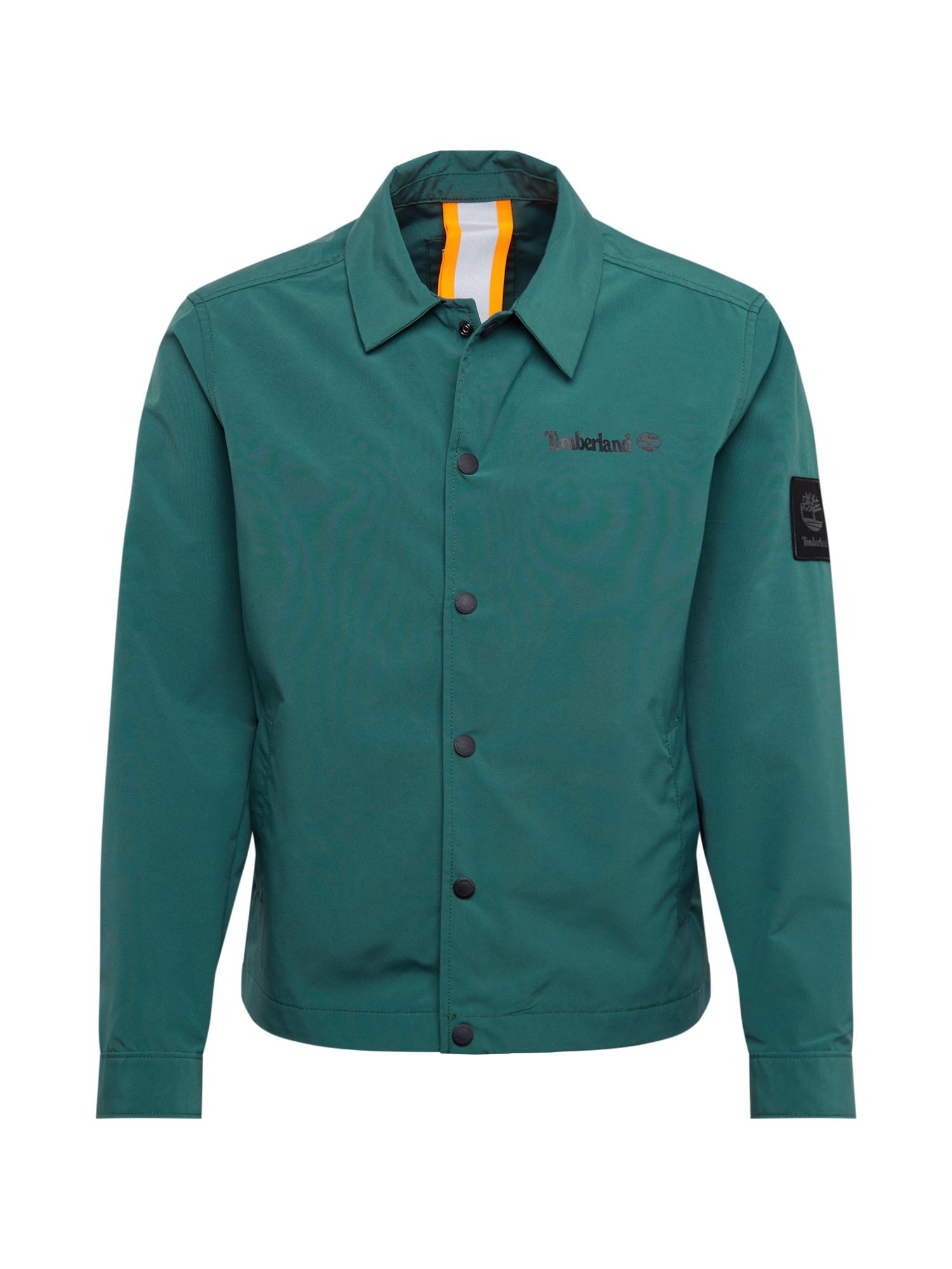 TIMBERLAND Prechodná bunda  zelená