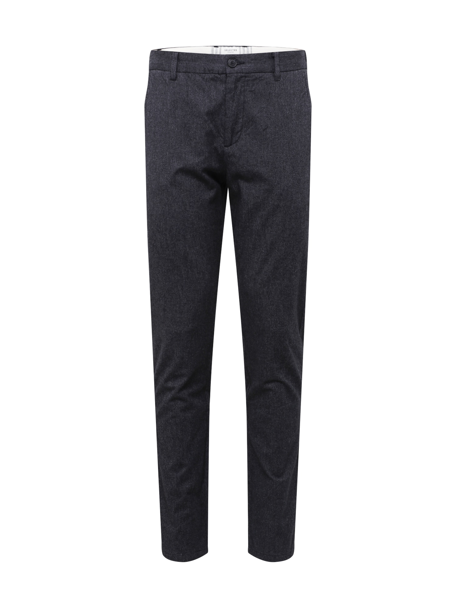 SELECTED HOMME Chino nohavice  sivá