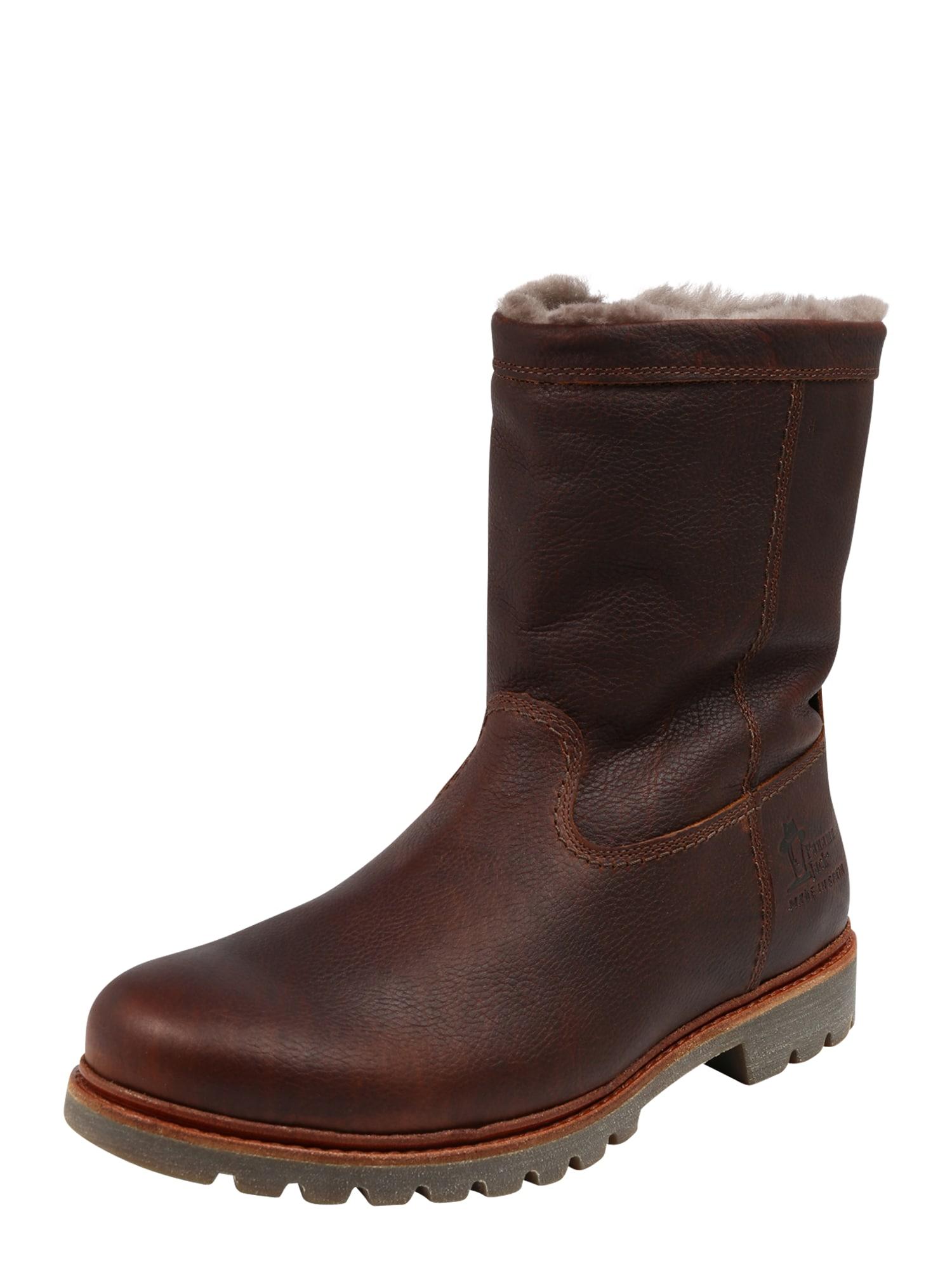 PANAMA JACK Sniego batai ruda