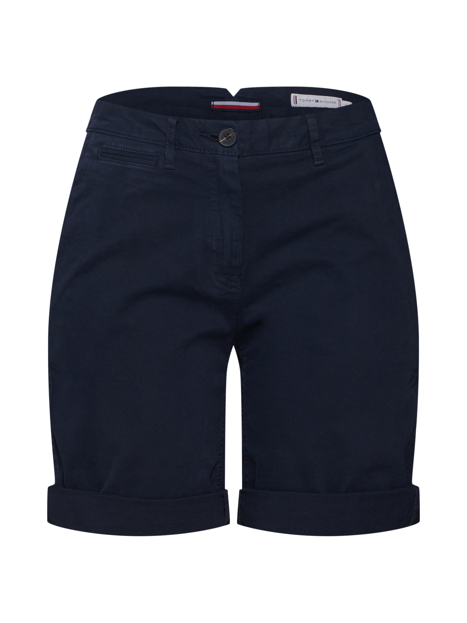 Chino kalhoty Hunter modrá marine modrá TOMMY HILFIGER