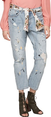 One Teaspoon Destroyed Jeans 'Saints'