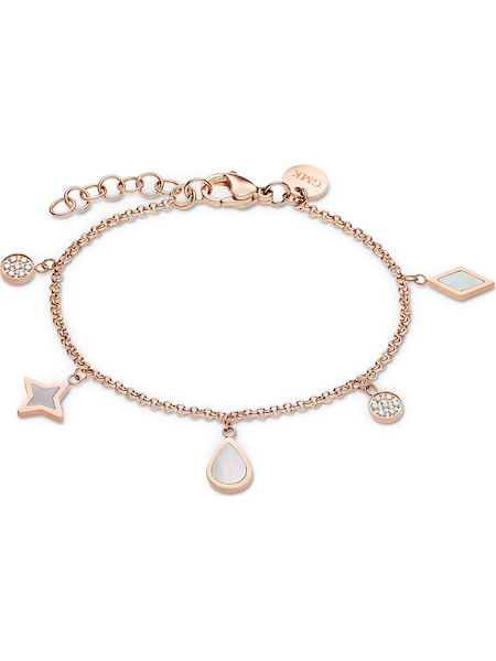 Armbaender - Armband › GMK Collection › rosegold perlweiß  - Onlineshop ABOUT YOU