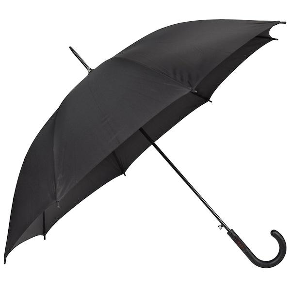 Regenschirme für Frauen - ESPRIT Long AC Basic Stockschirm 87 cm schwarz  - Onlineshop ABOUT YOU