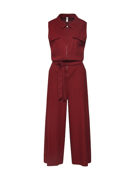 Hosen - Overall 'SC INA 7 JUMPSUIT' › Soyaconcept › burgunder  - Onlineshop ABOUT YOU
