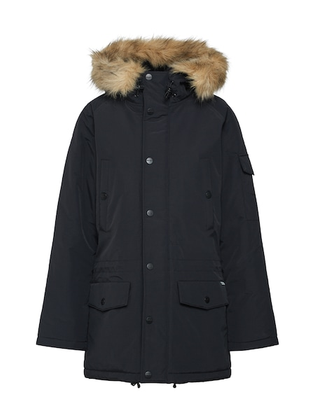Jacken für Frauen - Carhartt WIP Parka 'Anchorage' schwarz  - Onlineshop ABOUT YOU