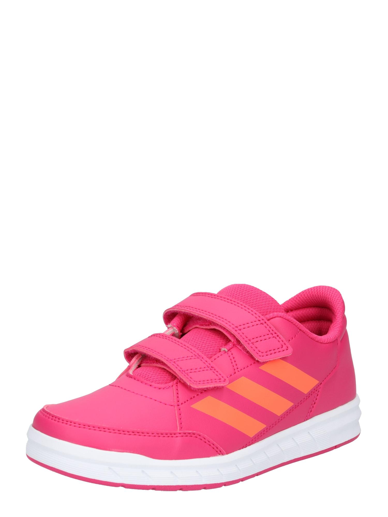 ADIDAS PERFORMANCE Sportiniai batai 'AltaSport' neoninė rožinė / tamsiai oranžinė