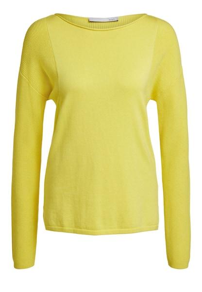 Oberteile für Frauen - OUI Pullover gelb  - Onlineshop ABOUT YOU