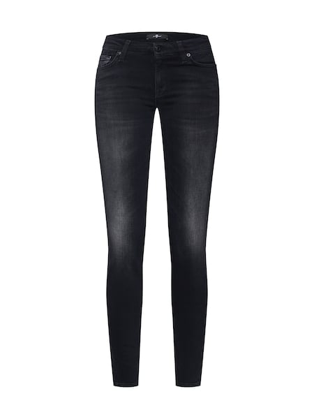 Hosen - Jeans 'THE SKINNY' › 7 For All Mankind › schwarz  - Onlineshop ABOUT YOU