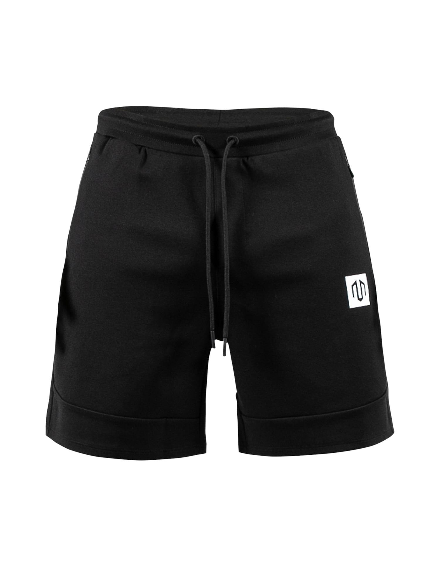 MOROTAI Sportinės kelnės 'Interlock' juoda