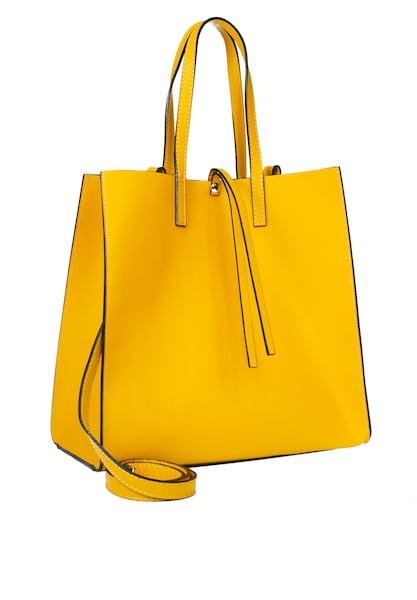 Shopper für Frauen - Shopper › RISA › orange schwarz  - Onlineshop ABOUT YOU
