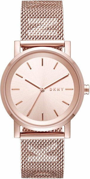 Uhren für Frauen - DKNY Quarzuhr 'SOHO, NY2622' rosegold  - Onlineshop ABOUT YOU