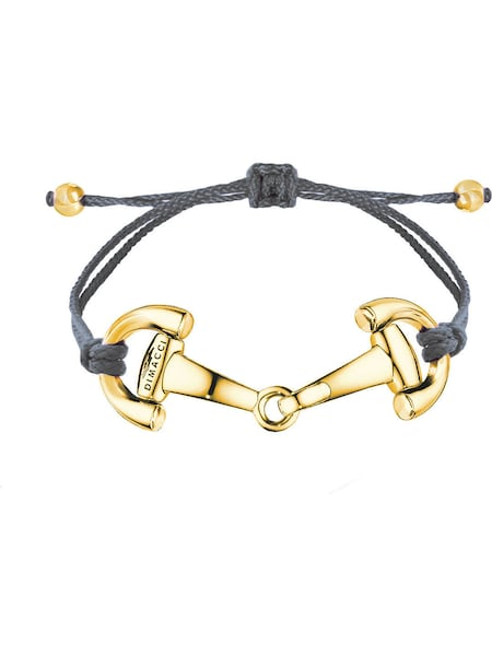 Armbaender - Armband 'Pony 78310' › Dimacci › gold basaltgrau  - Onlineshop ABOUT YOU