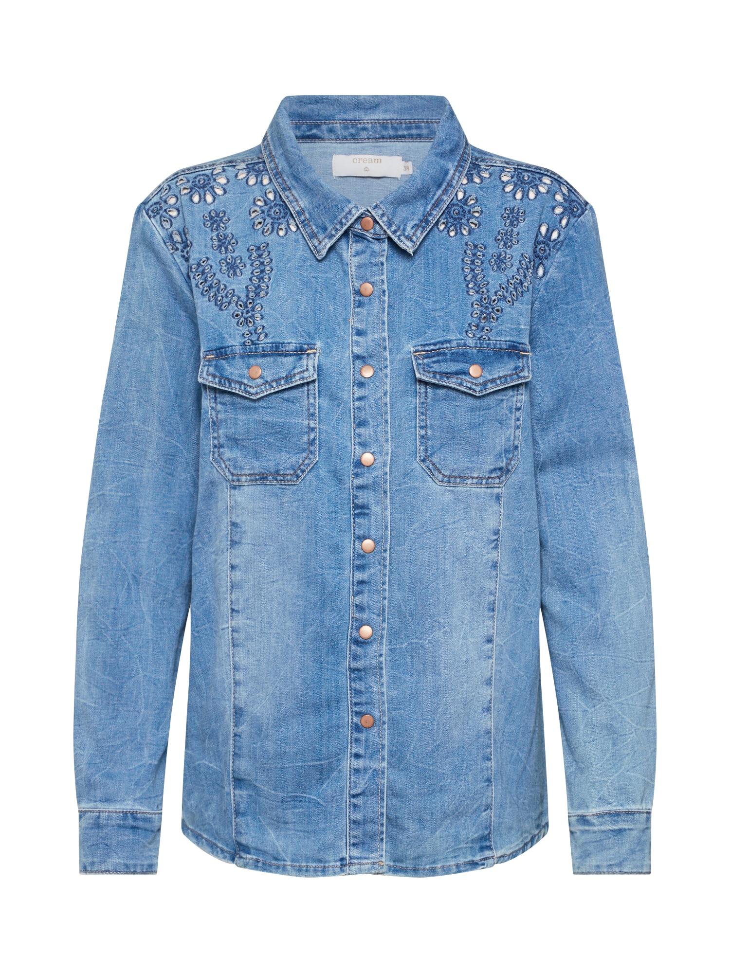 Cream Palaidinė 'YillaCR' tamsiai (džinso) mėlyna