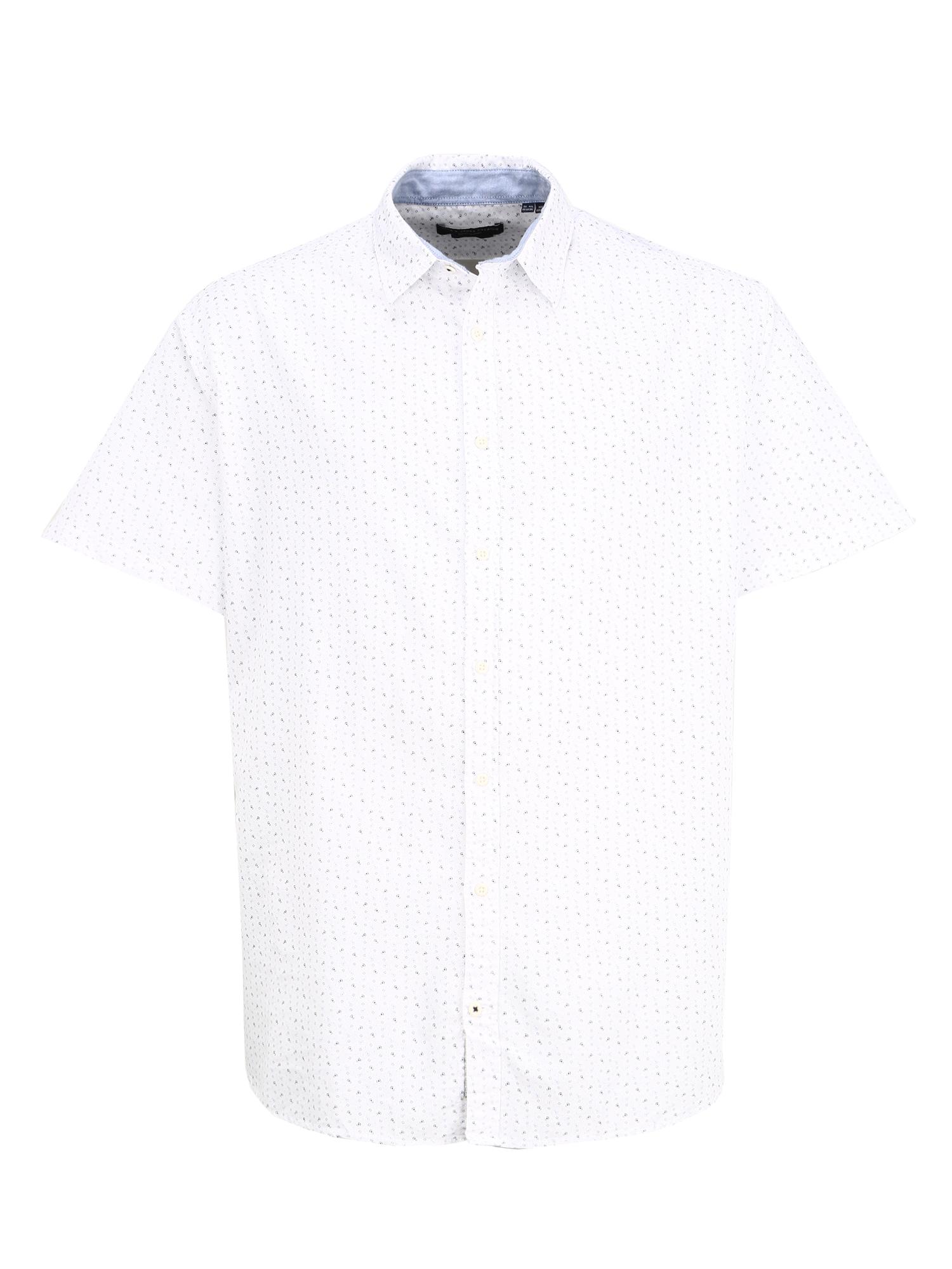 Jack & Jones Plus Marškiniai balta