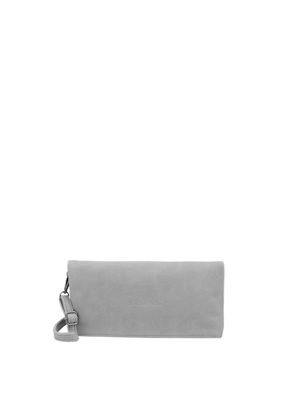 Clutches für Frauen - Fritzi Aus Preußen Clutch 'Ronja Clas Pixley' hellgrau  - Onlineshop ABOUT YOU