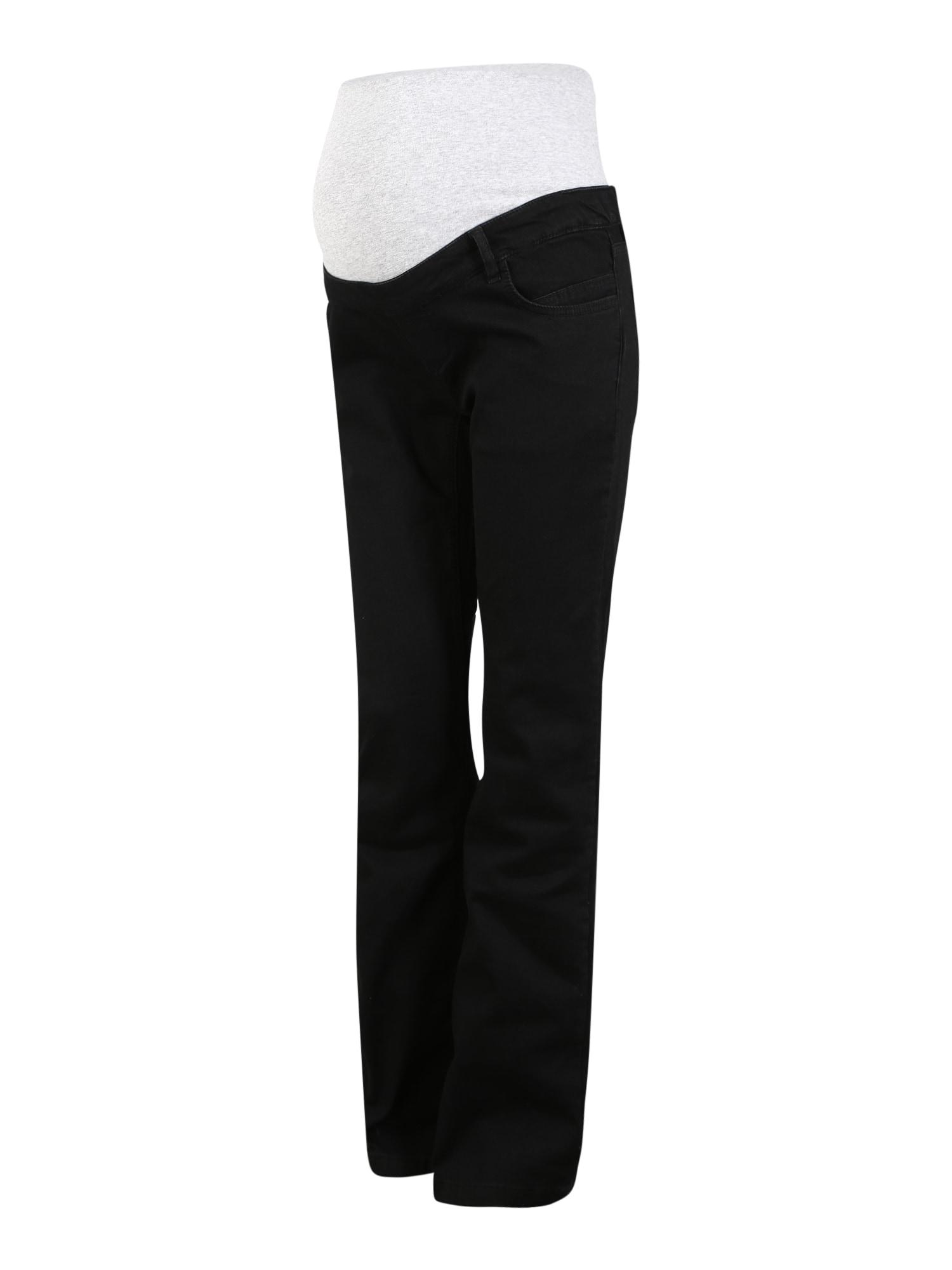 BELLYBUTTON Džinsai margai pilka / juodo džinso spalva