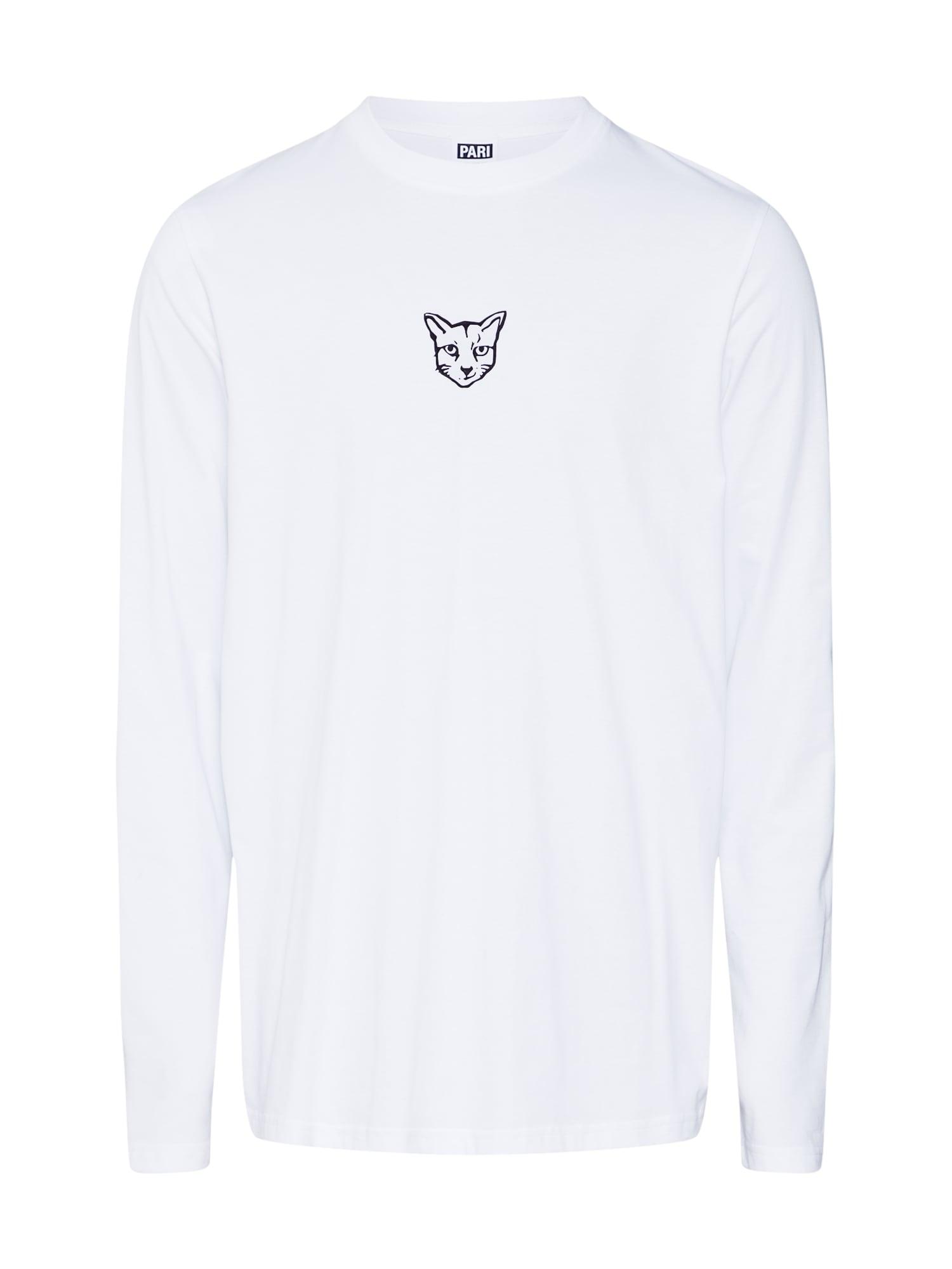 PARI Tričko 'Pia'  biela