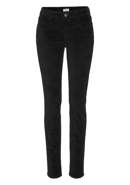 Hosen für Frauen - BOYSEN'S Röhrenhose schwarz  - Onlineshop ABOUT YOU