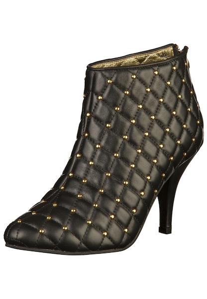 Stiefel für Frauen - Stiefelette › lola ramona › gold schwarz  - Onlineshop ABOUT YOU