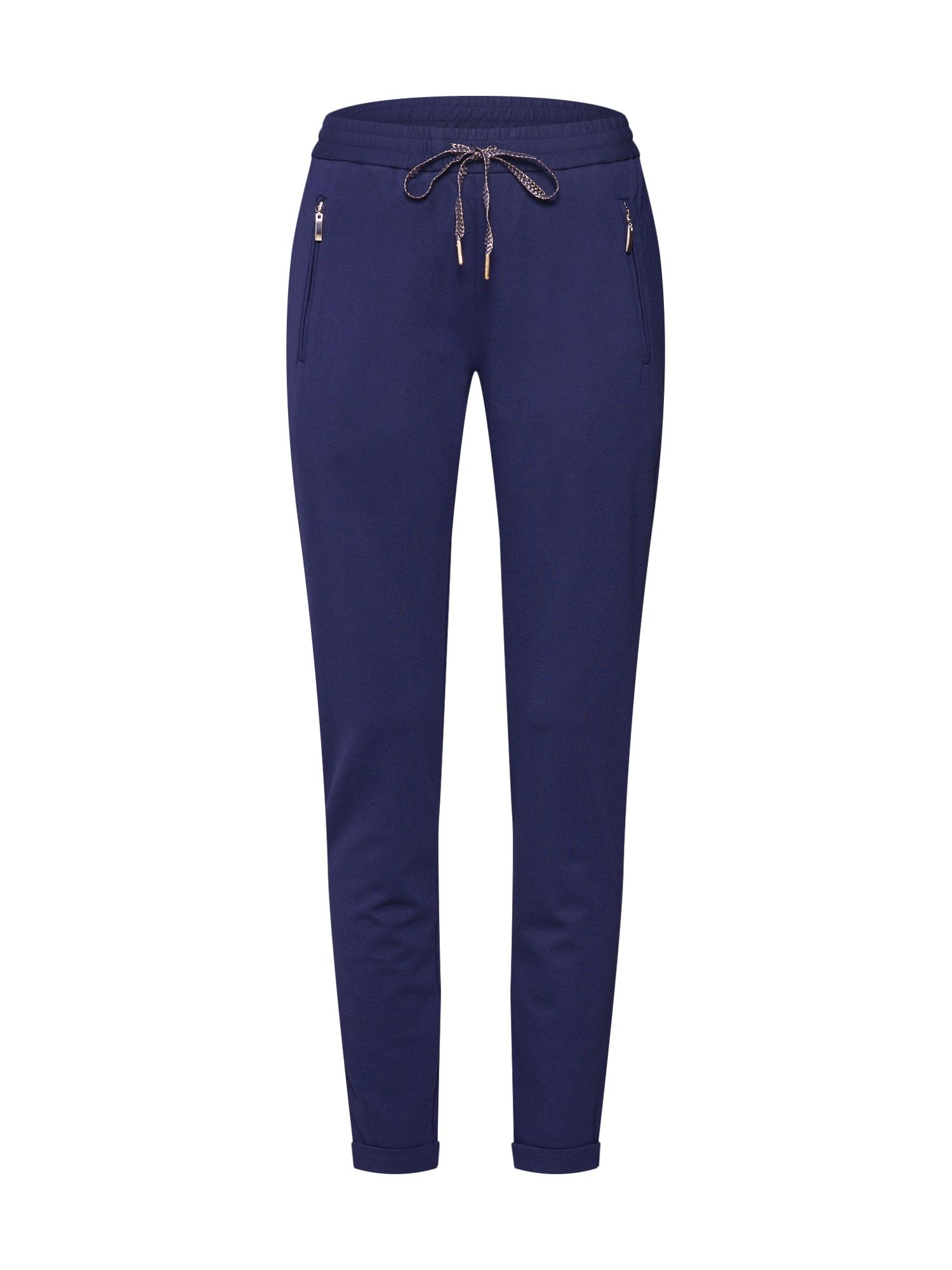 Kalhoty Rikke tmavě modrá RUE De FEMME