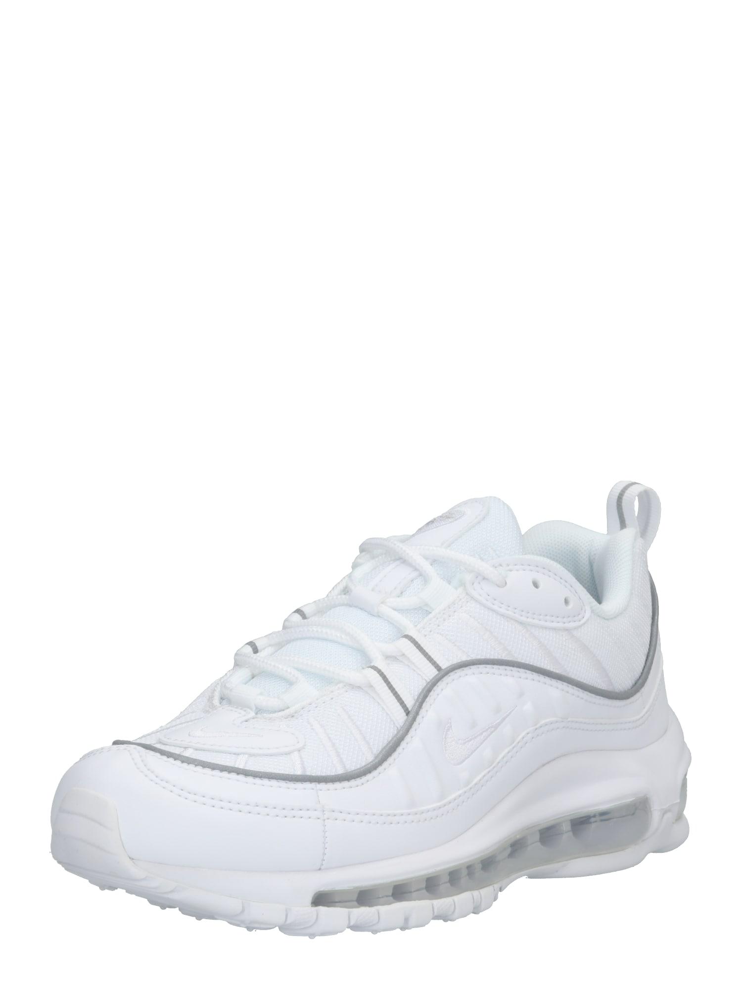 Nike Sportswear Sportbačiai be auliuko 'Air Max 98' balta