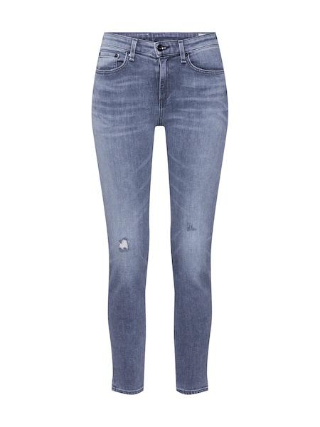 Hosen für Frauen - Jeans 'Cate' › Rag Bone › grau  - Onlineshop ABOUT YOU