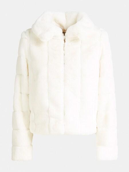 Jacken für Frauen - GUESS Jacke weiß  - Onlineshop ABOUT YOU