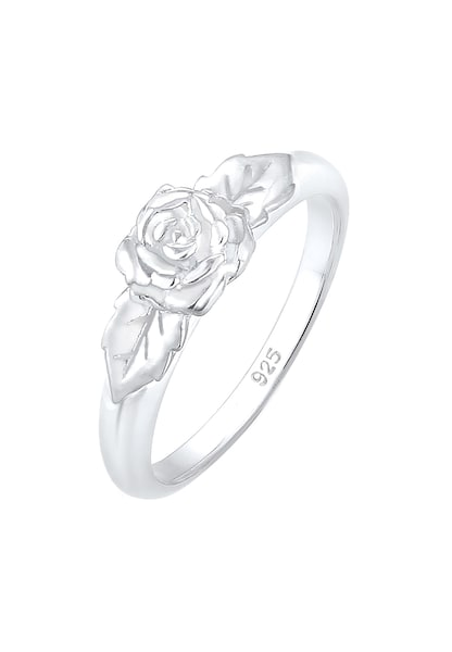 Ringe für Frauen - ELLI Ring 'Rose, Vintage' silber  - Onlineshop ABOUT YOU