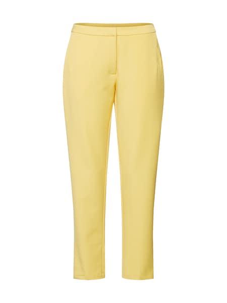 Hosen für Frauen - Minimum Hose 'Halle' gelb  - Onlineshop ABOUT YOU