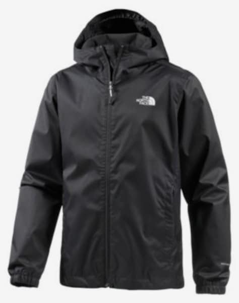 the north face quest regenjacke herren in schwarz about you. Black Bedroom Furniture Sets. Home Design Ideas