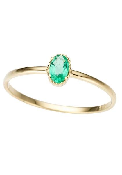 Ringe für Frauen - FIRETTI Ring gold jade  - Onlineshop ABOUT YOU