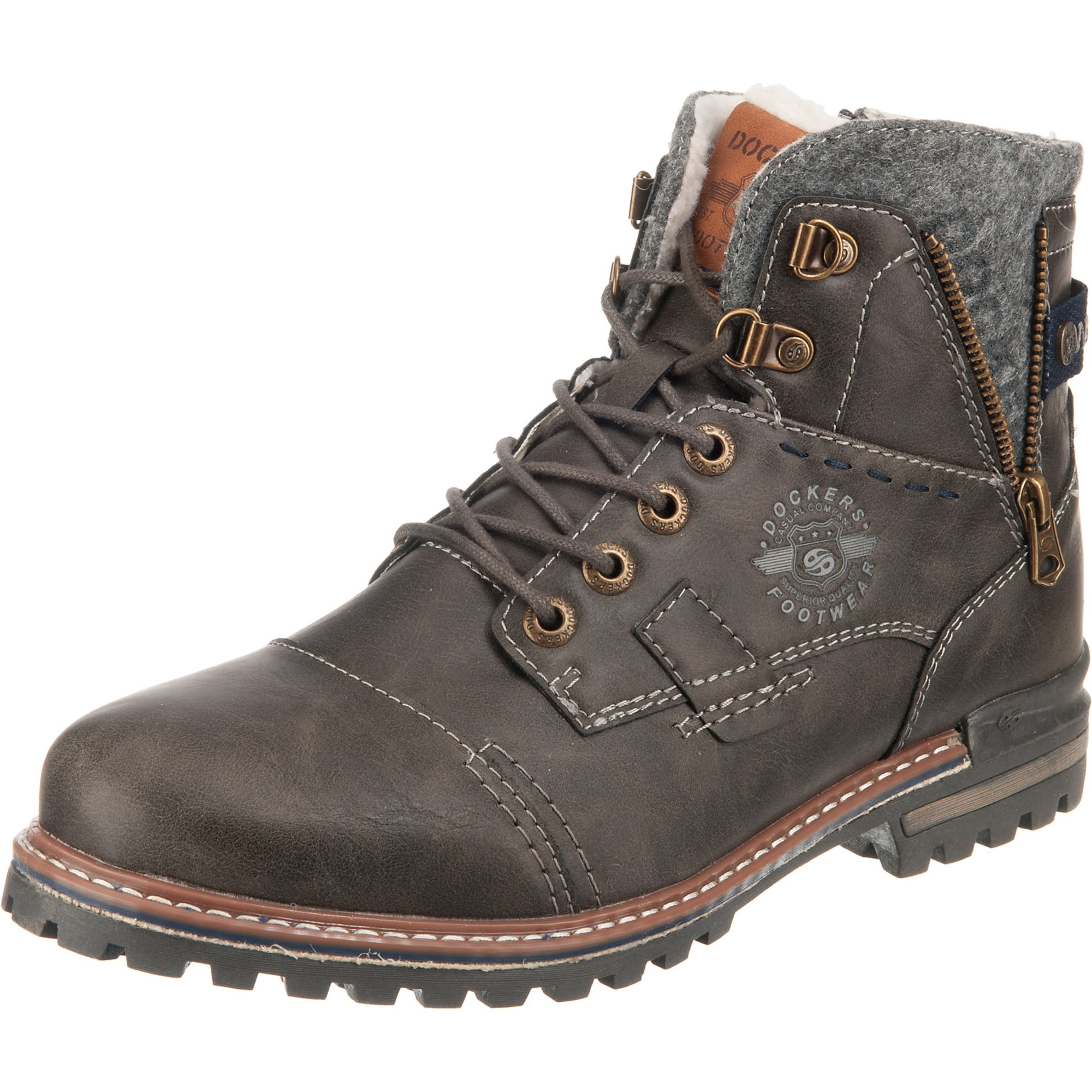 Winterstiefeletten | Schuhe > Boots > Winterstiefel | Dockers By Gerli