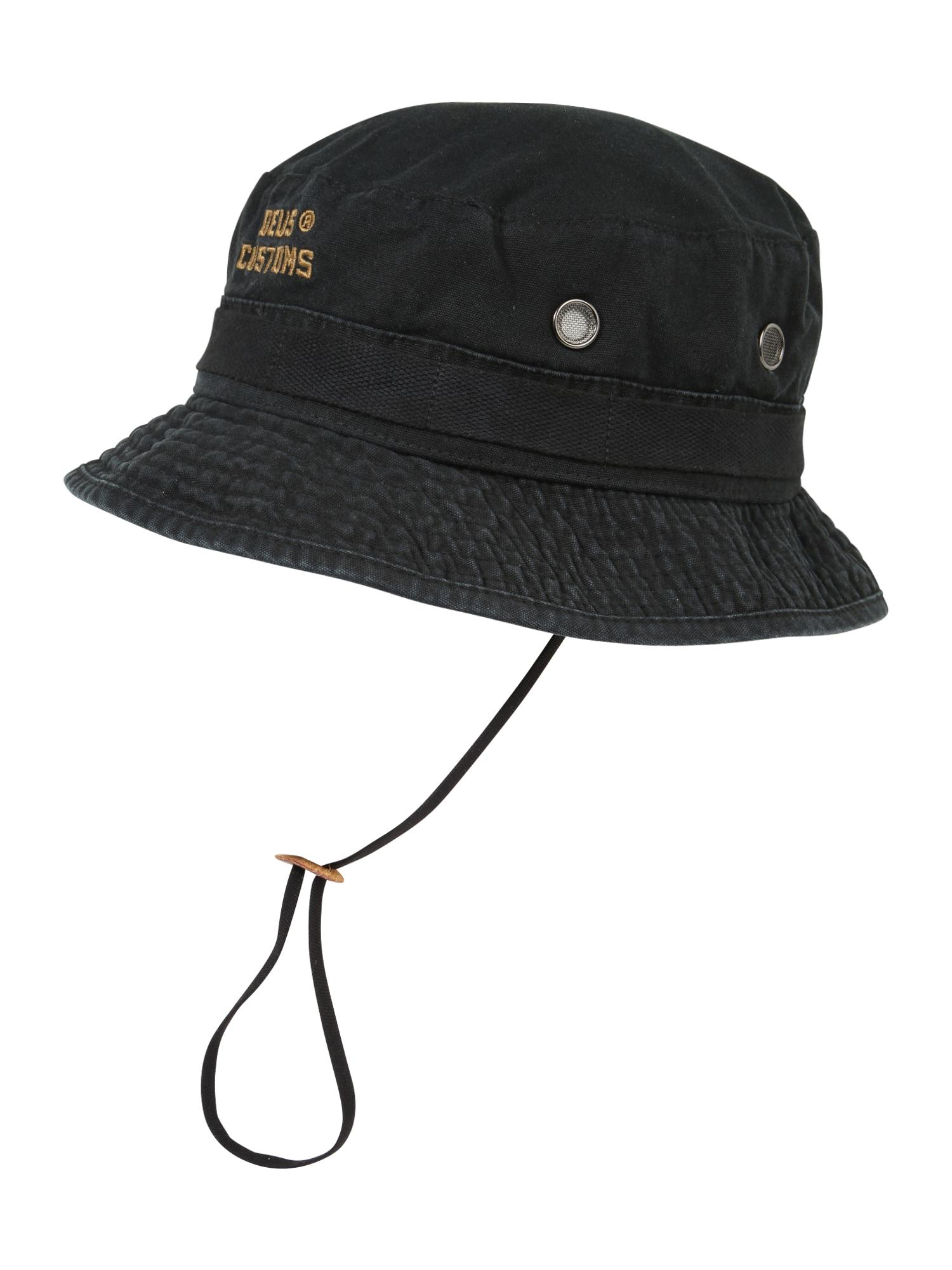 DEUS EX MACHINA Skrybėlaitė 'Fisher Bucket' juoda