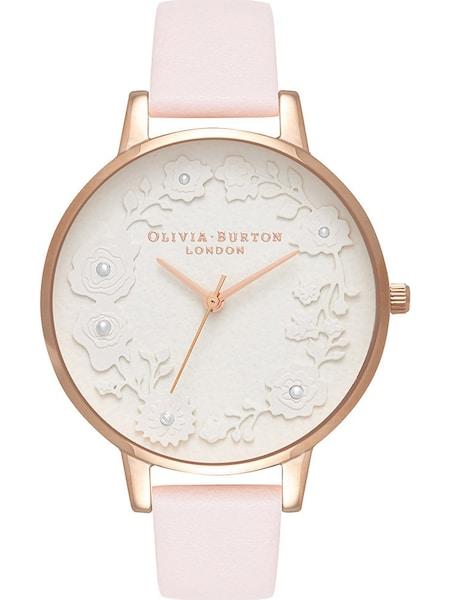 Uhren für Frauen - Uhr 'Blossom' › Olivia Burton › gold pastellpink  - Onlineshop ABOUT YOU