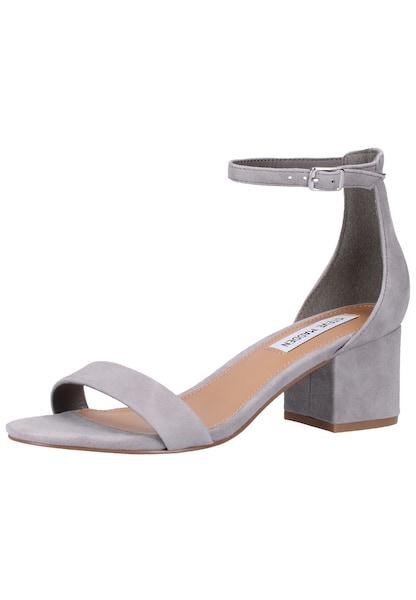 Sandalen für Frauen - STEVE MADDEN Sandalen grau  - Onlineshop ABOUT YOU