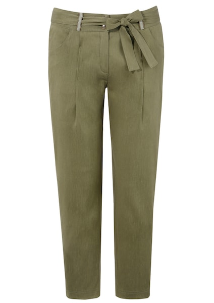 Hosen - Trachtenhose › COUNTRY LINE › oliv  - Onlineshop ABOUT YOU