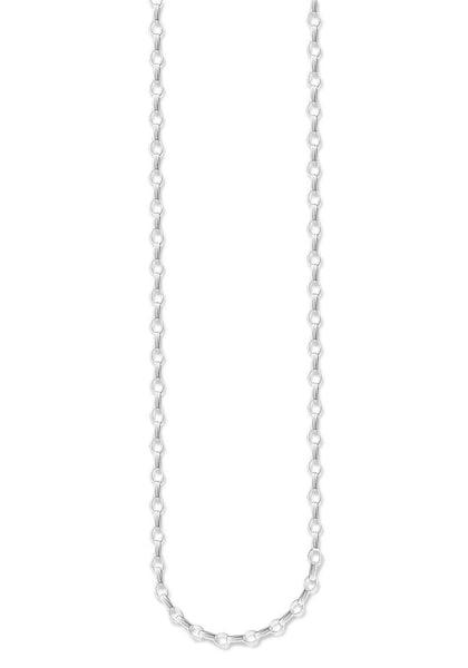 Ketten für Frauen - Thomas Sabo Kette 'X0002 001 12 S, M, L80' silber  - Onlineshop ABOUT YOU