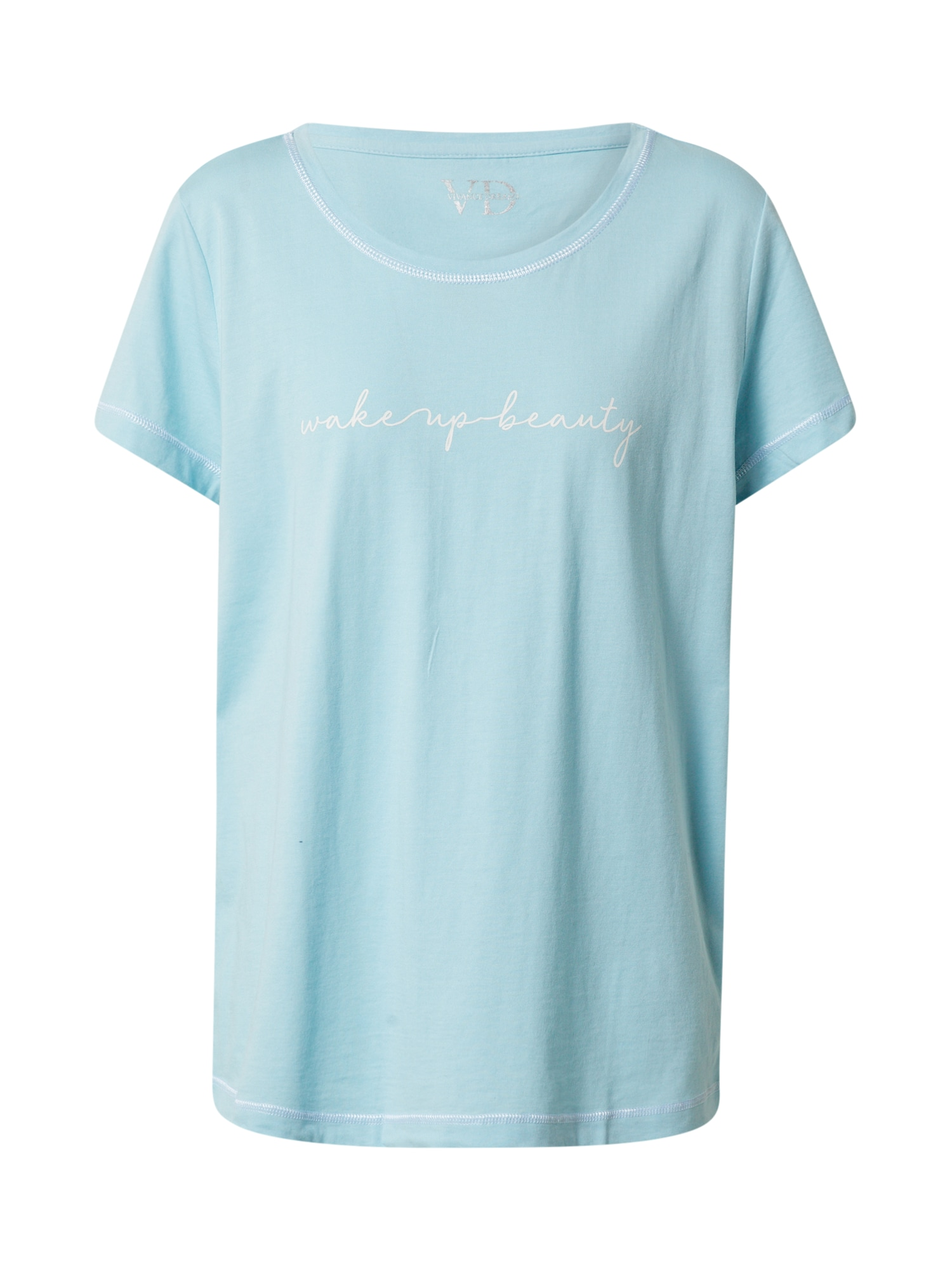 LASCANA Pižaminiai marškinėliai opalo