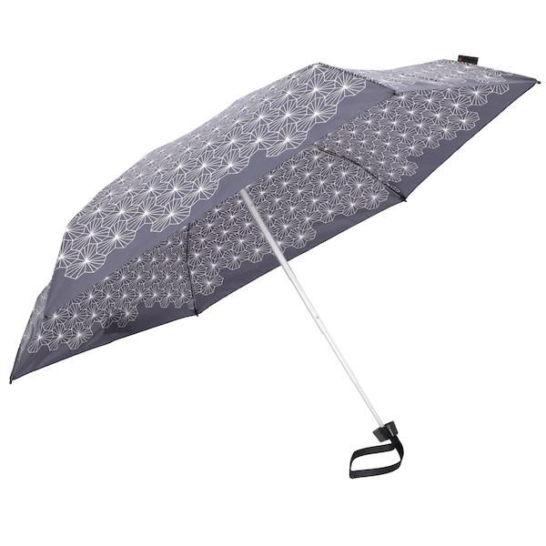 Regenschirme für Frauen - KNIRPS Taschenschirm 'TS.010 Small Manual' 18 cm grau weiß  - Onlineshop ABOUT YOU