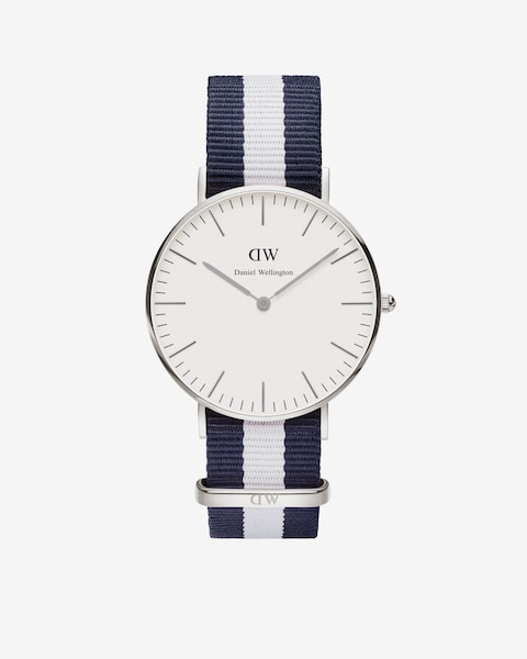 daniel wellington damenuhr 39 classic collection glasgow 39 in. Black Bedroom Furniture Sets. Home Design Ideas