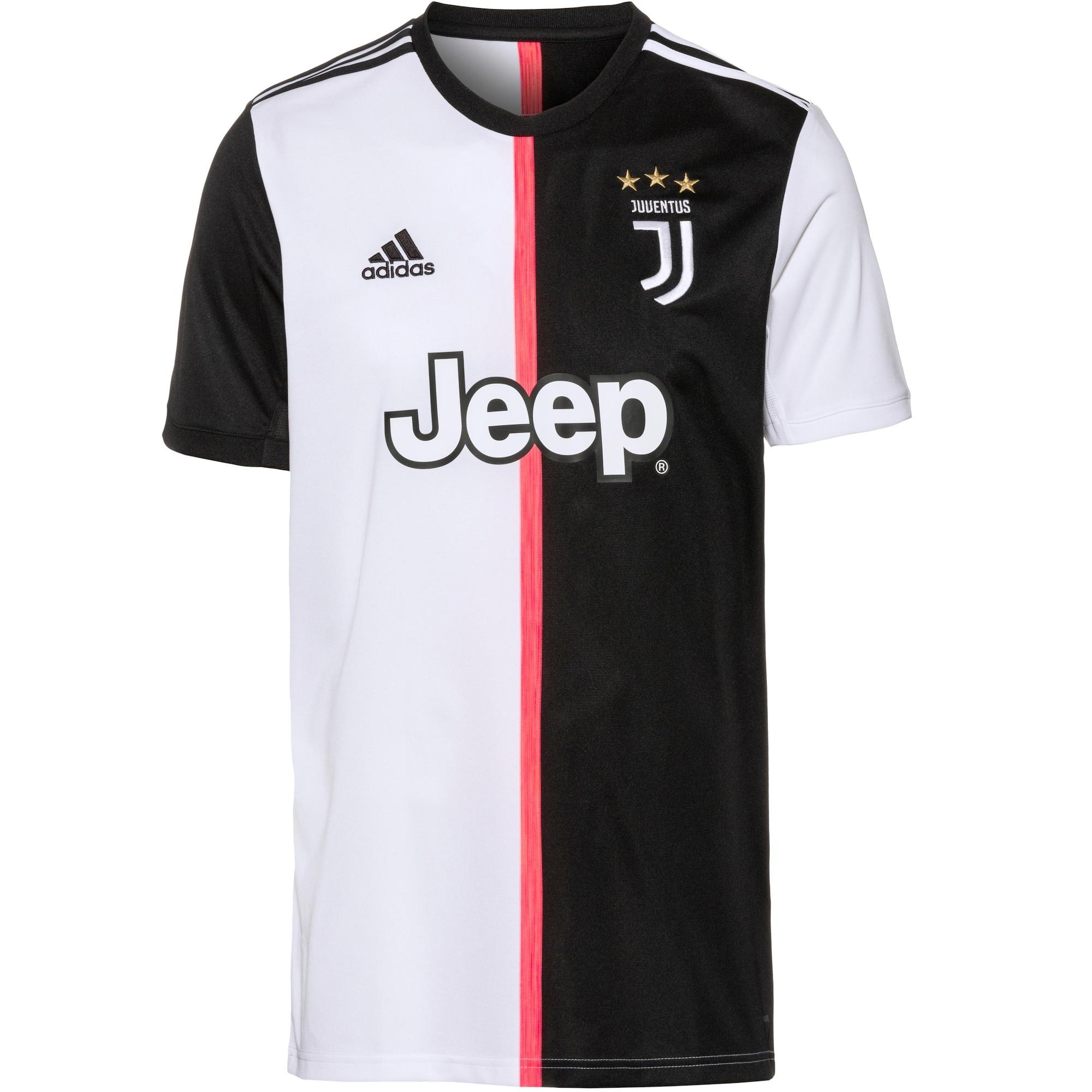 ADIDAS PERFORMANCE Mezek 'Juventus Turin'  fekete / fehér / korál