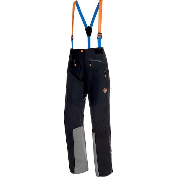 Hosen - Skihose 'Nordwand Pro HS' › mammut › dunkelblau grau orange  - Onlineshop ABOUT YOU