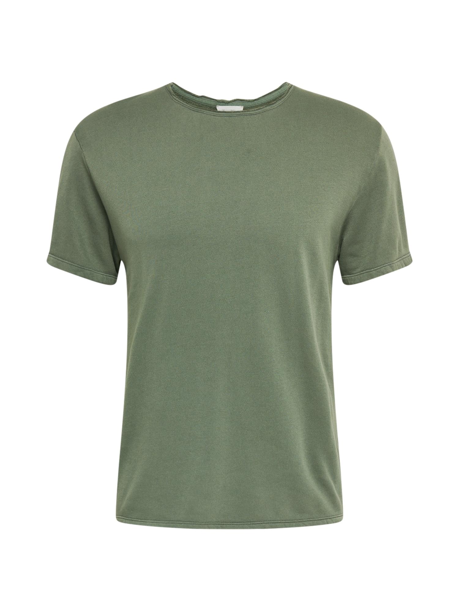 AMERICAN VINTAGE Marškinėliai 'RETBURG' žalia