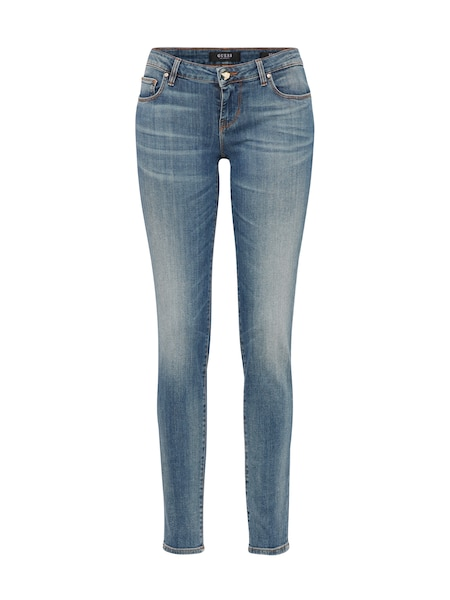 Hosen für Frauen - GUESS Jeans 'STARLET' blue denim  - Onlineshop ABOUT YOU