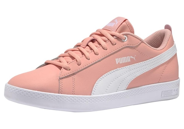 Sneakers für Frauen - PUMA Sneakers 'Smash Wns v2 L' lachs weiß  - Onlineshop ABOUT YOU