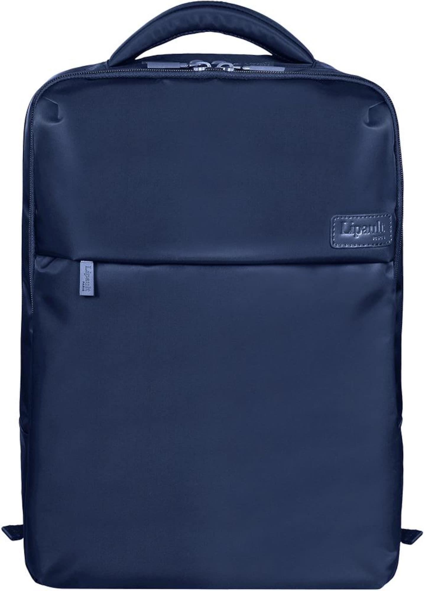Damen Lipault Business Rucksack 'Plume' L blau, grün,  pink   03661123033985